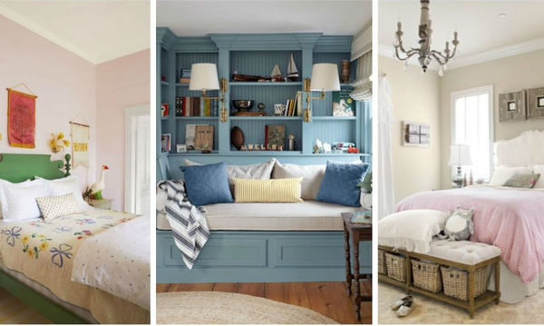 Deco: Τριάντα ιδέες για να διακοσμήσετε το παιδικό δωμάτιο
