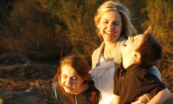 Οι ευτυχισμένες μητέρες έχουν συνήθειες και είναι απλές