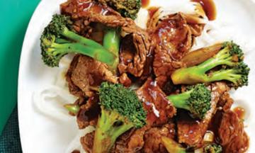 Ασιατική κουζίνα: Μοσχάρι με μπρόκολο