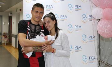 Μπαμπάς έγινε για πρώτη φορά ο Uros Djurdjevic