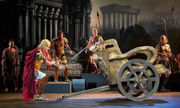 Ο «Μέγας Αλέξανδρος» στην παιδική σκηνή του Κέντρου Πολιτισμού «Ελληνικός Κόσμος»