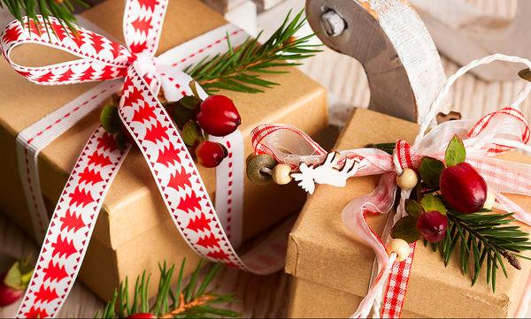 Είκοσι απλές και όμορφες ιδέες για χριστουγεννιάτικο αμπαλάζ