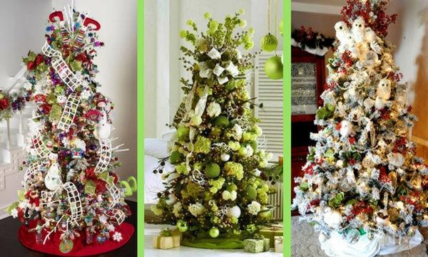Εσείς πώς θα στολίσετε φέτος το δέντρο σας; 35 προτάσεις για να πάρετε ιδέες