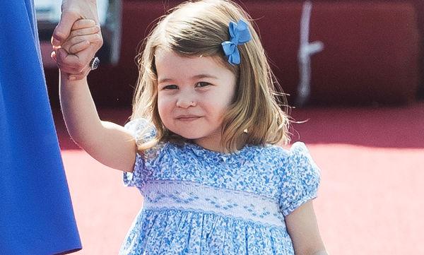 Αυτό είναι το αγαπημένο χρώμα της πριγκίπισσας Charlotte