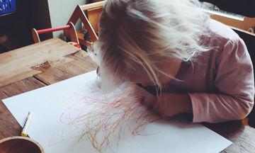 Πώς η τέχνη δίνει τη δυνατότητα να αντιμετωπίσουν τα παιδιά με δημιουργικό τρόπο τα πραγματικά λάθη