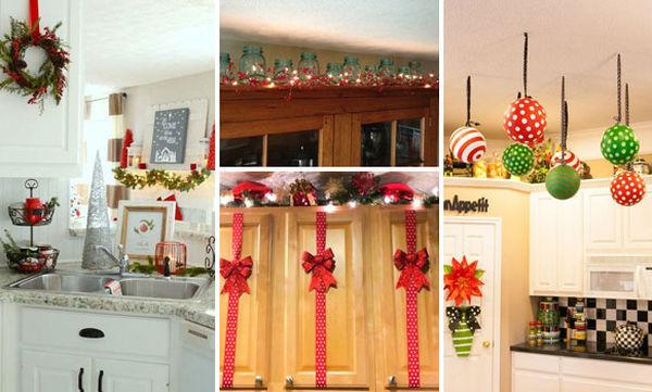 Τριάντα ιδέες για να «μυρίσει» Χριστούγεννα η κουζίνα σας