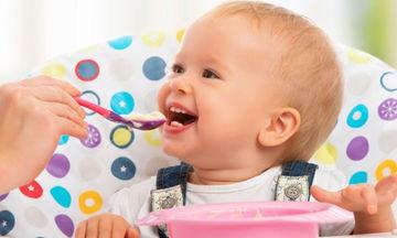 Εκπληκτικές σπιτικές συνταγές για μωρά από 6 έως 8 μηνών