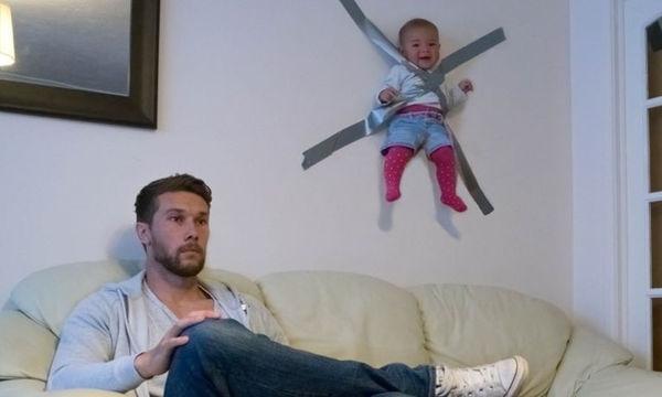 Είκοσι φωτογραφίες που δείχνουν ότι οι μπαμπάδες διασκεδάζουν περισσότερο με τα παιδιά (pics)