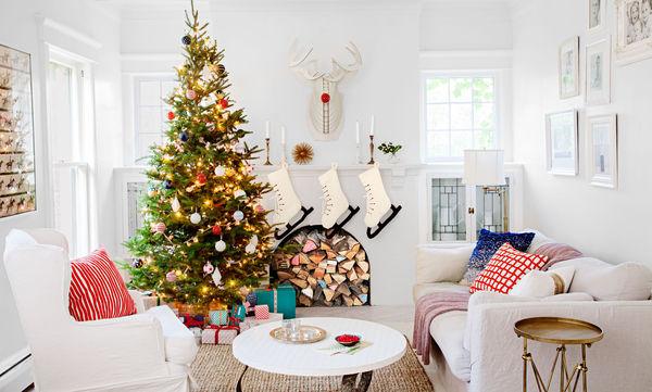 Χριστουγεννιάτικη διακόσμηση: 62 ιδέες για να στολίσετε το τζάκι σας