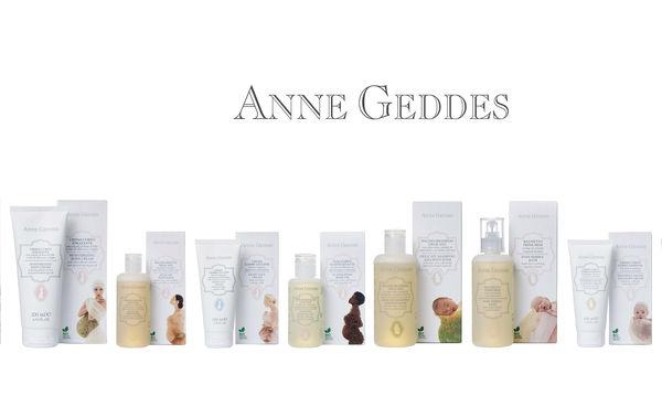 Τα καλλυντικά ANNE GEDDES ήρθαν στην Ελλάδα