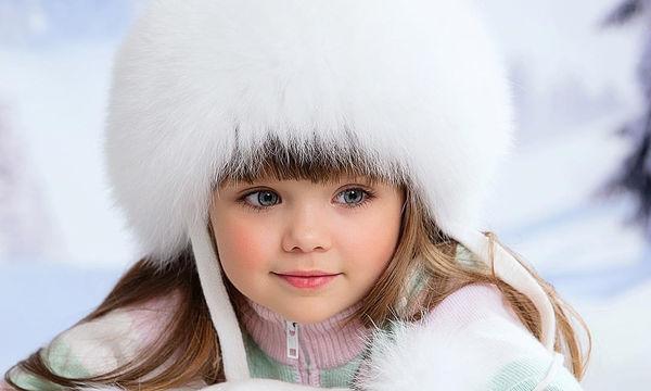 Είναι μόλις 6 χρονών, έχει μισό εκατομμύριο followers και θεωρείται το πιο όμορφο κορίτσι στον κόσμο