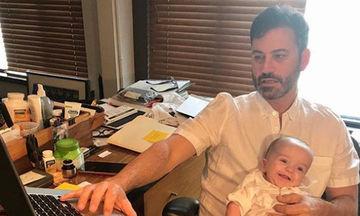 Jimmy Kimmel: Επέμβαση ανοιχτής καρδιάς για τον επτά μηνών γιο του