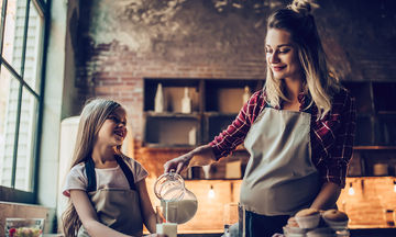 Διατροφή εγκύου: Μυστικά διατροφής κατά τη διάρκεια της εγκυμοσύνης