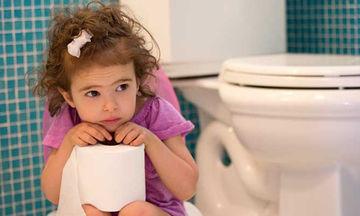 Παιδική δυσκοιλιότητα: Αντιμετωπίστε την με φυσικές λύσεις