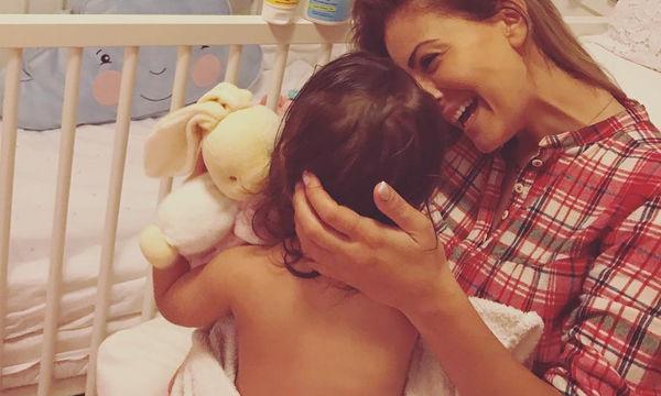 Despoina's little stories: «Στεναχωριέμαι και νιώθω τύψεις για το μωρό…»
