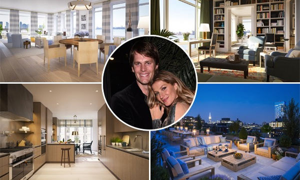 Gisele: Δείτε το χλιδάτο διαμέρισμά της στη Νέα Υόρκη. Θα μείνετε άφωνοι (pics)
