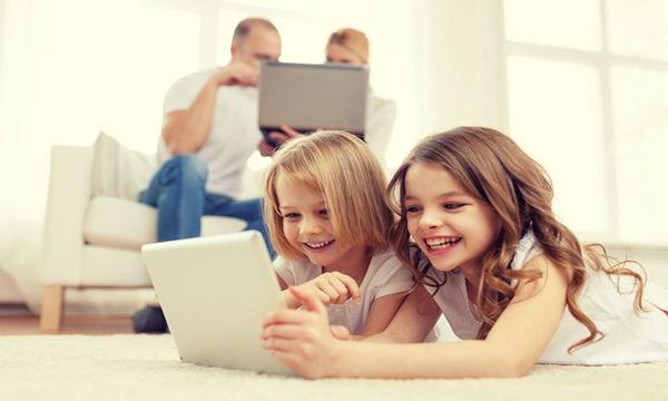Κάντε τον ψηφιακό κόσμο ασφαλέστερο για τα παιδιά