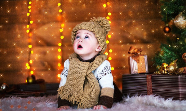 Πέντε τρόποι για να περάσετε δημιουργικές γιορτές με το παιδί σας
