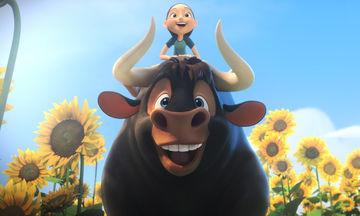 Ταινία για παιδιά: Φερδινάνδος, ο γιγαντιαίος ταύρος με τη μεγάλη καρδιά!