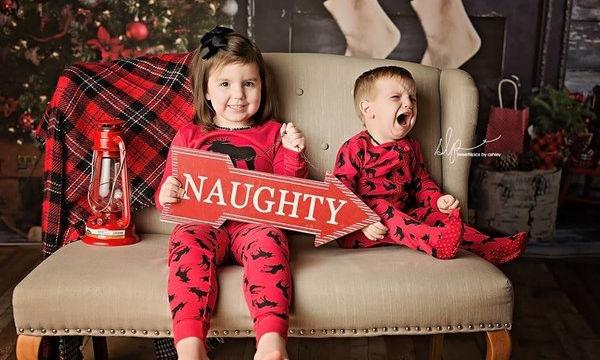 Τριάντα πέντε οικογενειακές, χριστουγεννιάτικες, φωτογραφίες που θα σας φτιάξουν τη διάθεση