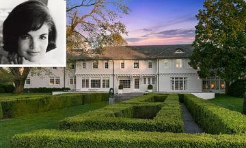 Jackie Kennedy: Αυτό είναι το σπίτι που περνούσε τις διακοπές της όταν ήταν παιδί