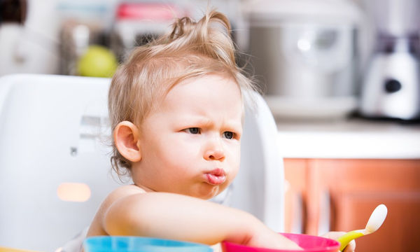 Πώς συμπεριφερόμαστε σ'ένα παιδί που λέει συνεχώς «όχι»;