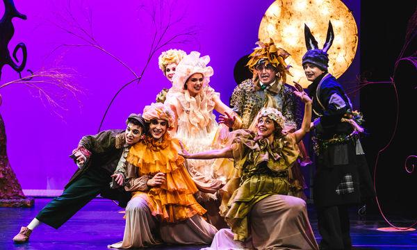 Θέατρο ΙΛΙΣΙΑ -παιδική σκηνή: «Όνειρο Καλοκαιρινής Νύχτας» του Ουίλλιαμ Σαίξπηρ