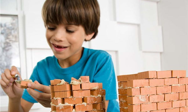 Ιδέες για παιδικά χριστουγεννιάτικα δώρα: Teifoc Τουβλάκια χτισίματος με άμμο
