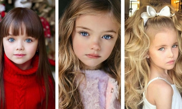 Δεκατρία παιδιά που έγιναν διάσημα λόγω της ομορφιάς τους