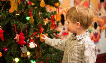 Πέντε μικρές ιδέες για τις τελευταίες πινελιές στον χριστουγεννιάτικο στολισμό