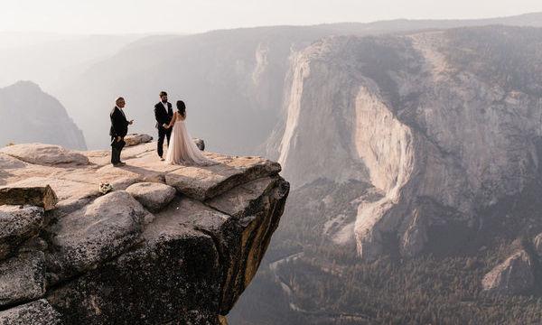 Αυτές είναι οι  γαμήλιες φωτογραφίες  που ξεχώρισαν το 2017