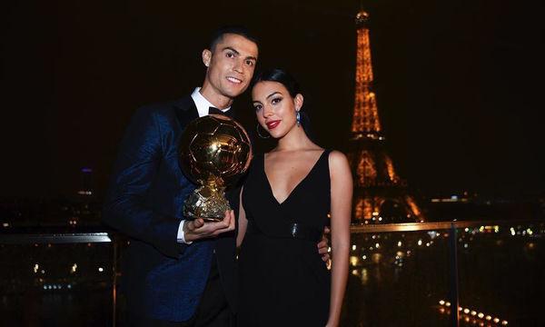 Η νέα οικογενειακή φωτογραφία του Cristiano Ronaldo και της Georgina Rodriguez