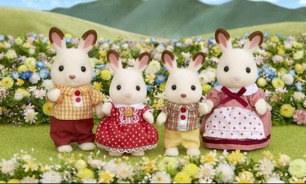 Ιδέες για χριστουγεννιάτικα δώρα: Αποκτήστε την οικογένεια Sylvanian Families Chocolate Rabbit
