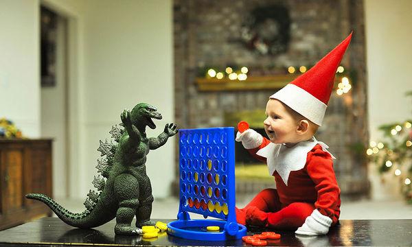 Οι πιο αστείες φωτογραφίες που έχουμε δει. Μωρό ξωτικό ξετρελαίνει το Διαδίκτυο