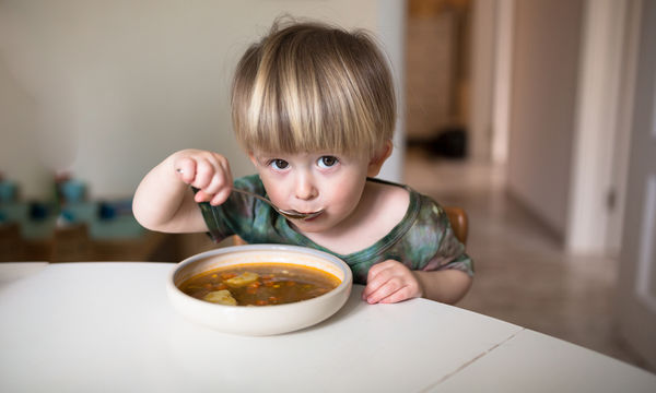 Έρευνα: Για ποιους λόγους τα παιδιά είναι επιλεκτικά στη διατροφή τους