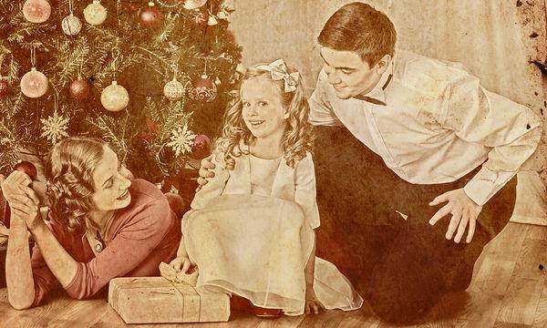 Δημιουργώντας Χριστουγεννιάτικες αναμνήσεις με τα παιδιά σας