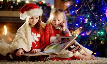 Χριστουγεννιάτικο αφιέρωμα παιδικών βιβλίων