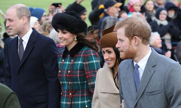 Kate Middleton – Meghan Markle: Η πρώτη τους κοινή δημόσια εμφάνιση έχει πολύ παρασκήνιο (pics)