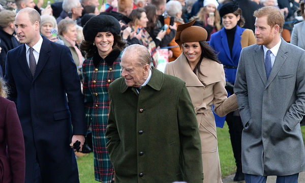 Έτσι πέρασαν τα Χριστούγεννά τους οι βασιλικές οικογένειες (pics)