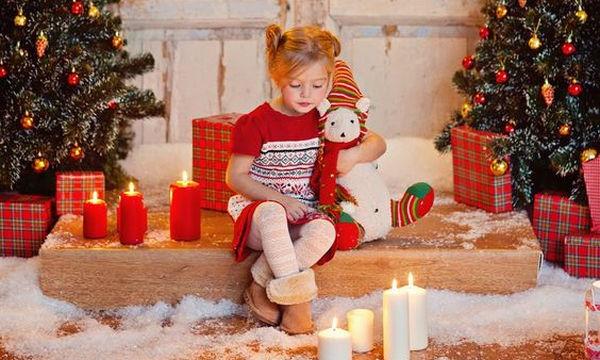 Τριάντα γιορτινές φωτογραφίες παιδιών- Είναι ιδιαίτερες και ξεχωριστές