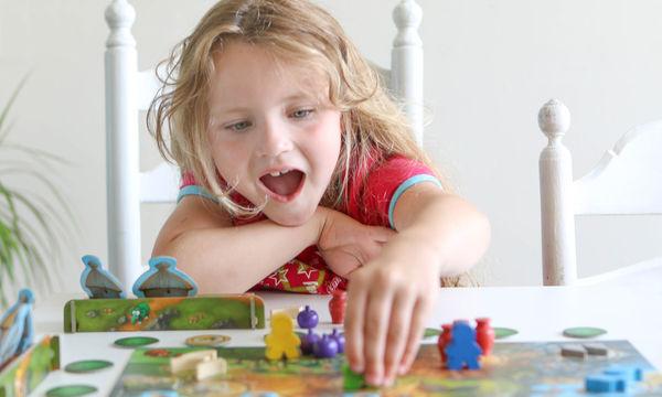 Ιδέες για πρωτοχρονιάτικα δώρα: «Τα Νησάκια της Γνώσης», εκπαιδευτικό παιχνίδι προσχολικής ηλικίας