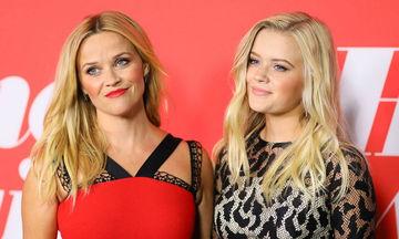 Reese Witherspoon: Έκανε ακόμη μία «δίδυμη» εμφάνιση με την κόρη της και δεν τις ξεχωρίζουμε (pics)