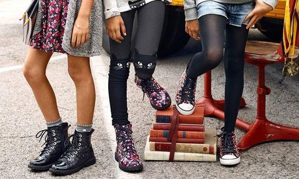 Παιδικά μποτάκια για άνετο περπάτημα - Είναι ξεχωριστά