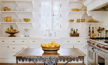 Τριάντα εύκολες ιδέες για να οργανώσετε την κουζίνα σας (pics)