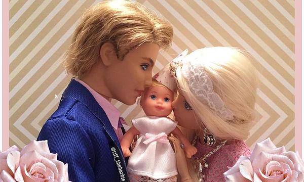 Η Barbie απέκτησε οικογένεια και λογαριασμό στο Instagram, που κάνει θραύση! (pics)