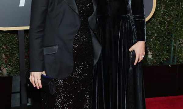 Μετά την ανακοίνωση της εγκυμοσύνης της, η γνωστή ηθοποιός εμφανίστηκε στο κόκκινο χαλί