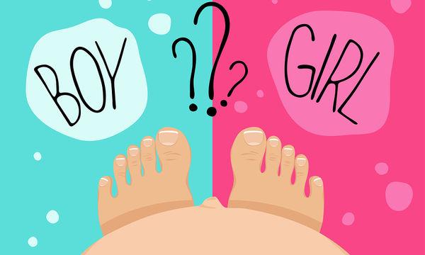 Φύλο μωρού: Προβλέψτε το από το μέγεθος και το σχήμα του στήθους