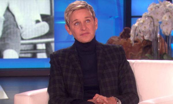 Δύσκολες ώρες για την Ellen DeGeneres - Έχασε τον πατέρα της και έτσι τον αποχαιρέτησε (vid)