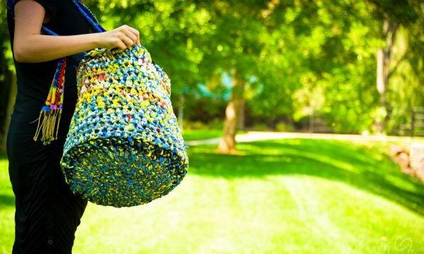 Πλαστικές σακούλες: Πέντε ιδέες για να τις χρησιμοποιείτε εκτός από τα ψώνια