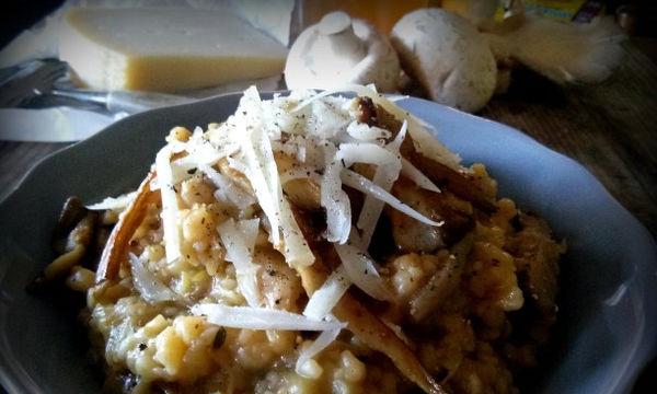 Συνταγή με τραχανά: Τραχανότο με πράσο και μανιτάρια
